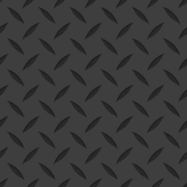 Diamond Plate Metal Backgrounds Vector Tiles